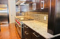Kitchen Cabinets Chef Gourmet Natural Wood