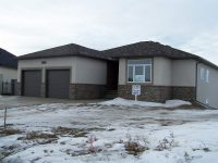 New Home Walkout Basement Moose Jaw