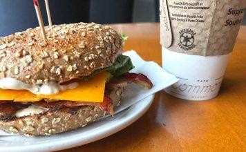 Common Café + Bakery Moose Jaw Breakfast