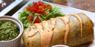 Chimichanga Mexican Restaurant Moose Jaw