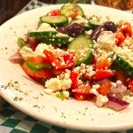 Greek Salad Moose Jaw