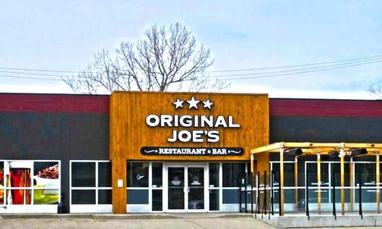 Original Joe's – Long Beach Fish Tacos