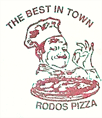 Rodos Pizza Moose Jaw Menu Review