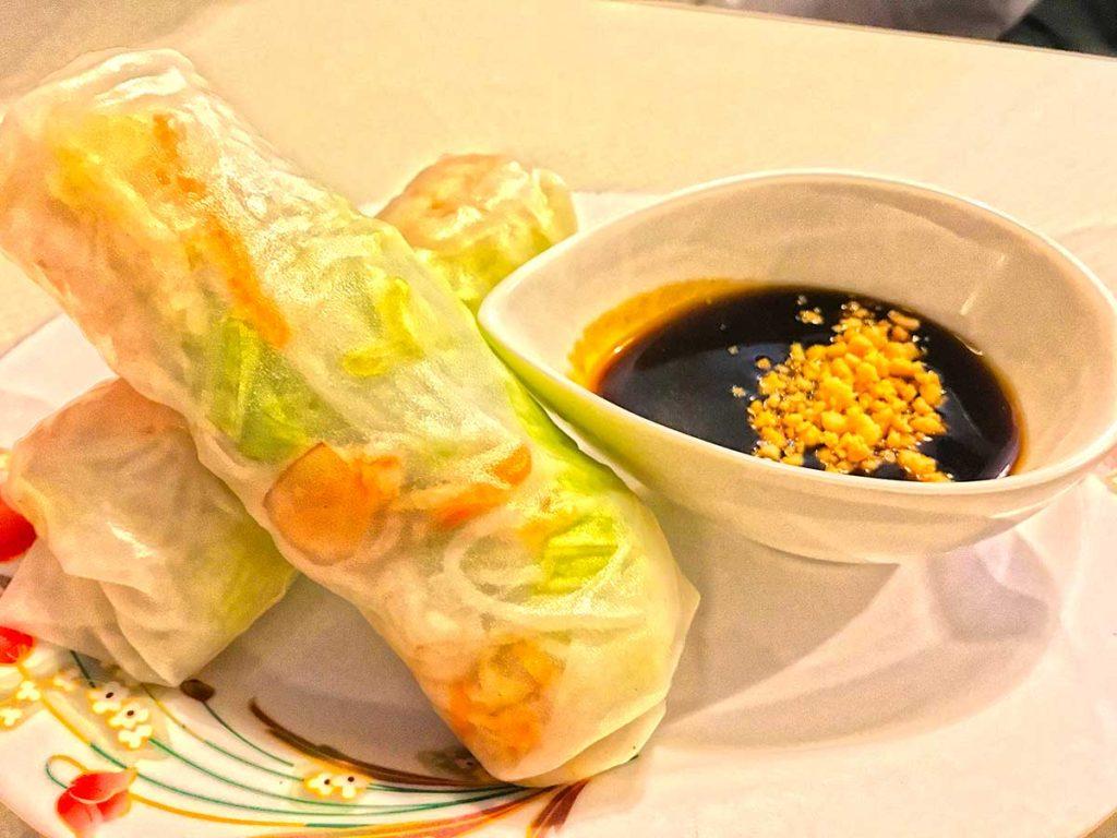 Vietnamese Fresh Roll (Shrimp)
