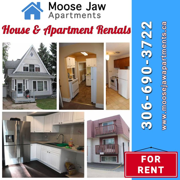 Apartment House Rental Moose Jaw
